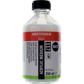 Talens Amsterdam Acrylic Medium Matt 117 Mat Akrilik Boya Medyumu 250 ml.