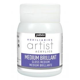 Pebeo Acrylic Gloss Medium Parlak Akrilik Boya Medyumu 500 ml.