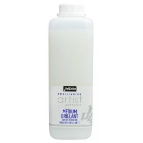 Pebeo Acrylic Gloss Medium Parlak Akrilik Boya Medyumu 1000 ml.