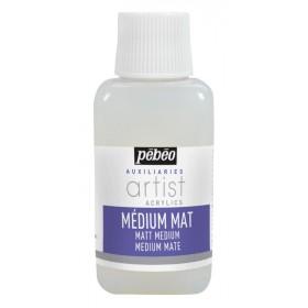 Pebeo Acrylic Matte Medium Mat Akrilik Boya Medyumu 250 ml.