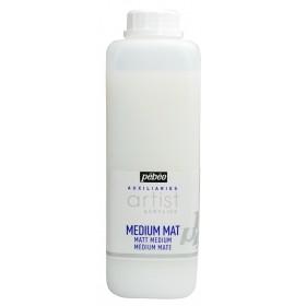 Pebeo Acrylic Matte Medium Mat Akrilik Boya Medyumu 1000 ml.
