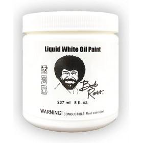 Bob Ross Liquid White 250 ml.