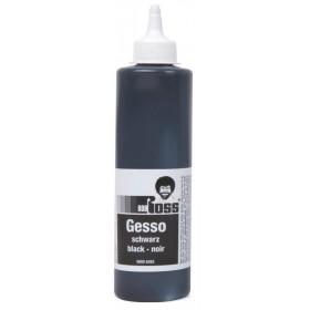 Bob Ross Gesso Siyah 500 ml.