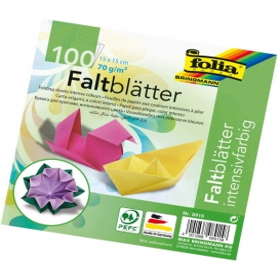 Folia Origami Katlama Kağıdı 15x15cm 100 Adet