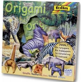 Folia Origami Seti Safari