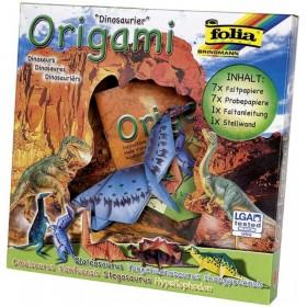 Folia Origami Seti Dinosaurs (Dinozorlar)