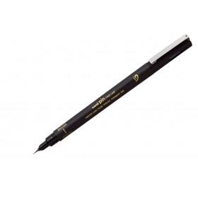 Uni-Ball Pin Br-500ef Fine Line Brush (Black)