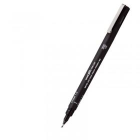 Uni Pin Chisel 1.0mm Fine Liner Drawing Pen Siyah