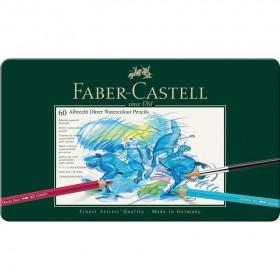 Faber Castell Albrecht Dürer Aquarel Boya 60 Renk