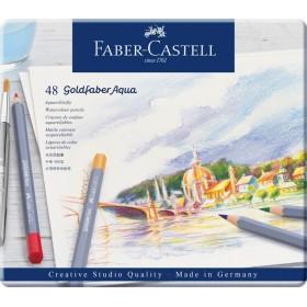 Faber Castell Goldfaber Aqua Boya Kalemi 48'li