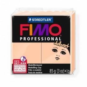 Staedtler Fimo Professional Doll Art Polimer Kil 85 gr. 435 Kameo