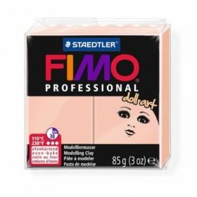 Staedtler Fimo Professional Doll Art Polimer Kil 85 gr. 432 Gül