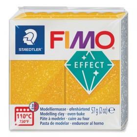 Staedtler Fimo Effect Polimer Kil 112 Gold (Simli)