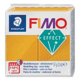Staedtler Fimo Effect Polimer Kil 11 Gold ( Metalik)