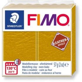 Staedtler Fimo Leather Polimer Kil 179 Ochre
