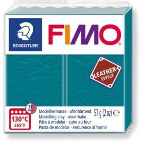 Staedtler Fimo Leather Polimer Kil 369 Lagoon