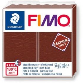 Staedtler Fimo Leather Polimer Kil 779 Nut