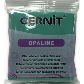 Cernit Opaline Polimer Kil 637 Celadon green