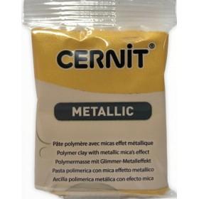 Cernit Metalik Polimer Kil 050 Gold