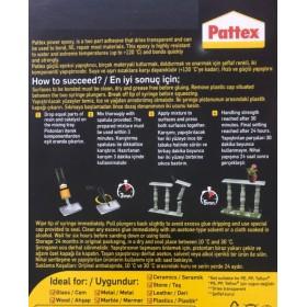 Pattex Universal Epoksi Yapıştırıcı 27 Ml