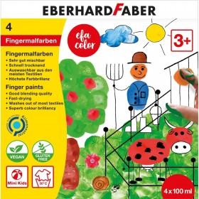 Eberhard Faber Parmak Boyası 4x100ml