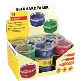 Eberhard Faber Çiftli Kalemtraş