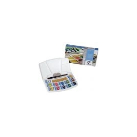 Talens Van Gogh 1/2 Tablet Sulu Boya 12 Renk