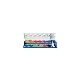 Pelikan Alman Malı Opak Sulu Boya 12 Renk 735 K-12