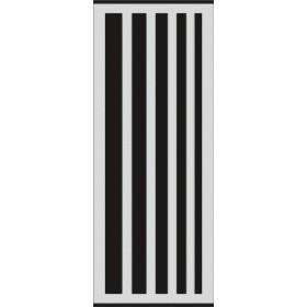 U036 Stencil 10x25 cm