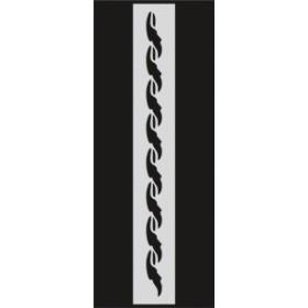 U048 Stencil 10x25 cm