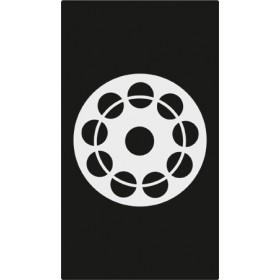 S037 Stencil 9x16 cm