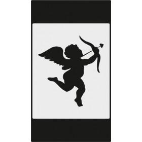 S046 Stencil 9x16 cm
