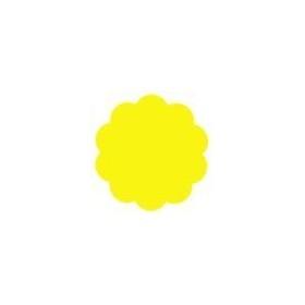 Cadence Cam ve Seramik Boyası Frosting-Buzlandırma 048 Sarı