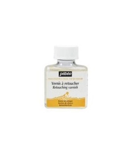 Pebeo Dammar Picture Varnish Damar Eskitme Vernik 75 ml.