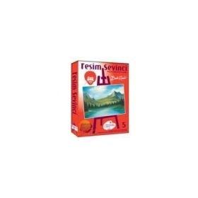 Bob Ross Resim Sevinci 5 (Türkçe Kitapçık + 3 VCD)