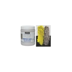 Pebeo Acrylic Raw Sand Mortar Kum Harcı 250 ml.