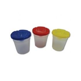 Plastik Tıkaçlı Su Kabı