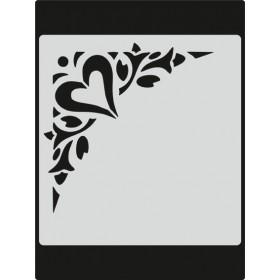 M061 Stencil 14x20 cm