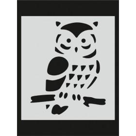 M067 Stencil 14x20 cm