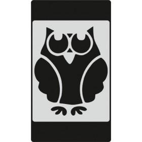 S053 Stencil 9x16 cm