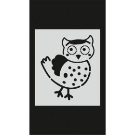S059 Stencil 9x16 cm