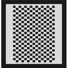 L002 Stencil 20x24 cm
