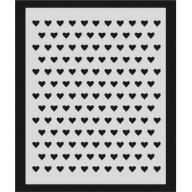 L006 Stencil 20x24 cm