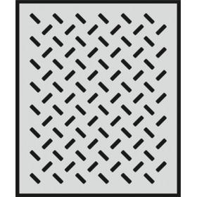 L030 Stencil 20x24 cm