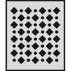 L032 Stencil 20x24 cm