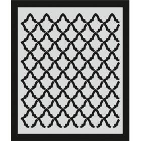 L036 Stencil 20x24 cm