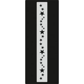U060 Stencil 10x25 cm