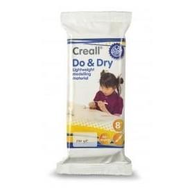 Creall Do & Dry (Light) Hafif Seramik Hamuru Beyaz 250 gr