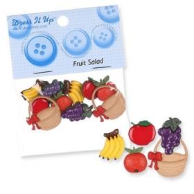Dekoratif Düğme Meyve salatası 132