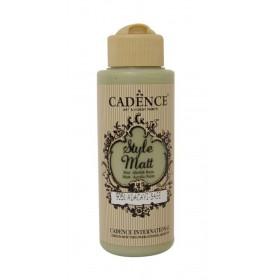 9051 Adaçayı/Sage Cadence Style Matt Akrilik Boya 120ml